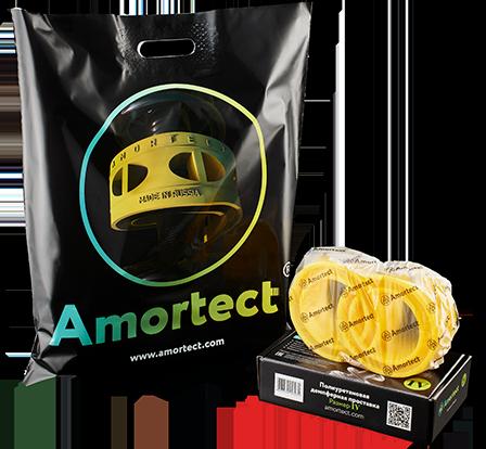 Полиуретановые демпферные проставки Amortect
